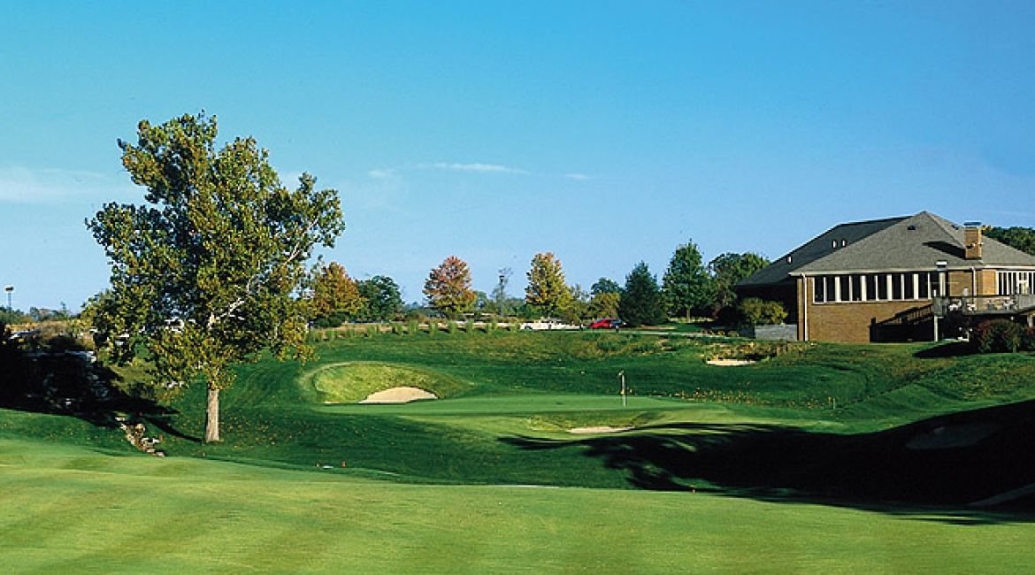 annbriar golf course 6