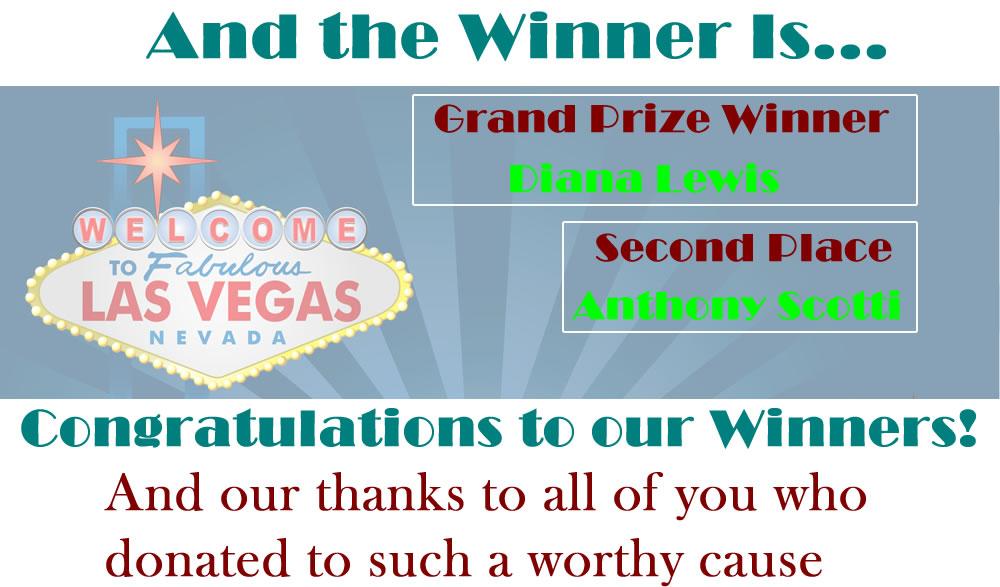 Las Vegas Trip Winner
